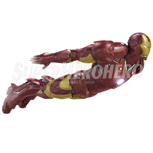 Designs Iron Man Iron on Transfers (Wall & Car Stickers) No.4555